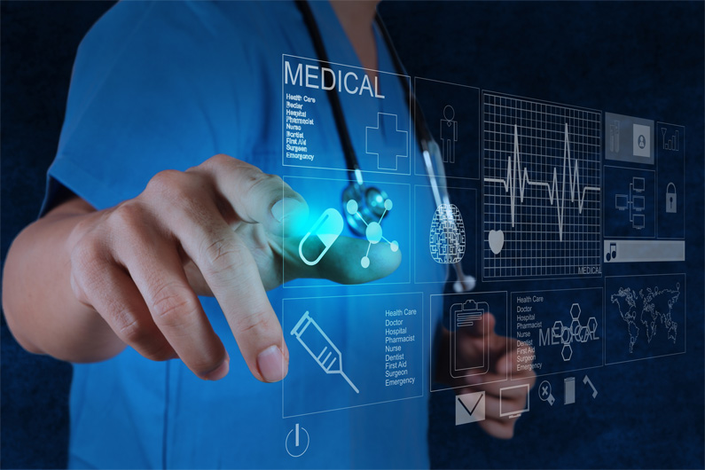 Digitization in the healthcare sector is a must