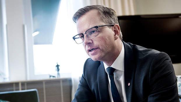 """""""Kommer explodera"""" – så säger Mikael Damberg om hetaste techsektorn."""