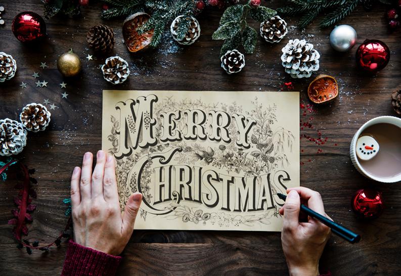 Julen står inför dörren och året går mot sitt slut