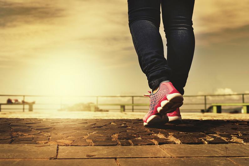 Lågintensiv träning bra för hjärtat