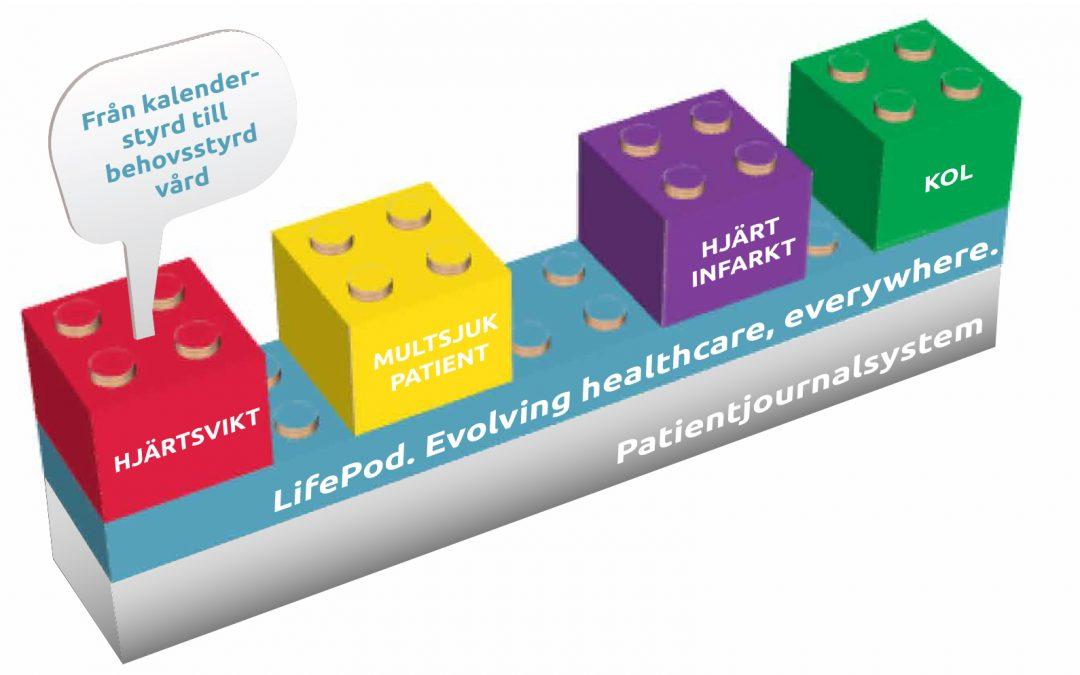 Individualiserad vård för multisjuka patienter
