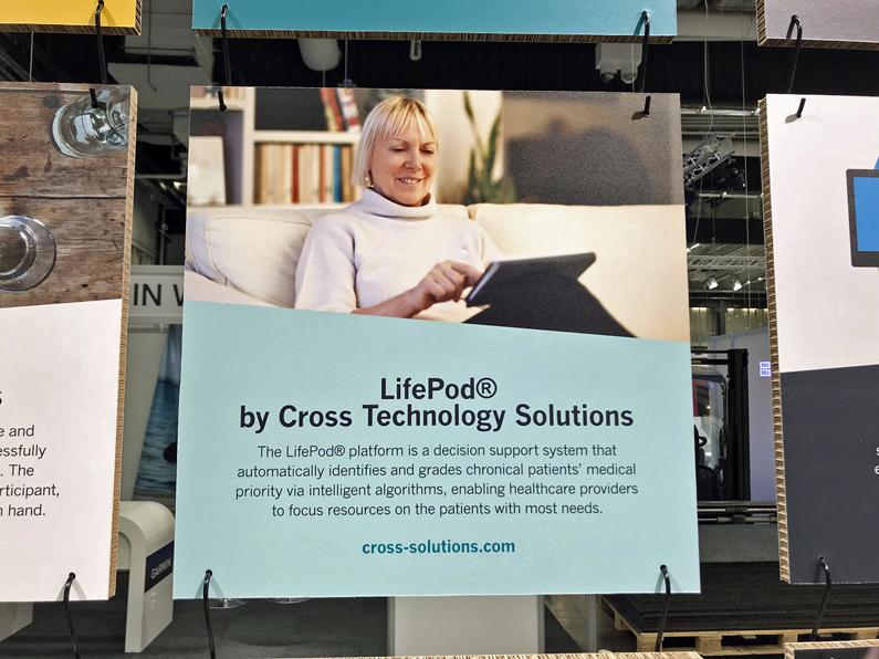 Cross Technology Solutions ställer ut på Vitalis för fjärde gången i rad.