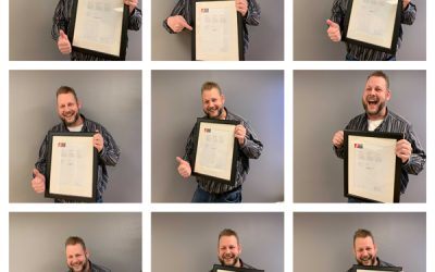 What a joy – the patent certificate for LifePod in Europe is here!